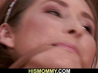 bound up gf gets used by her bfs mama