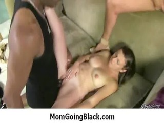 sexy mother i deepthroats gags and gets