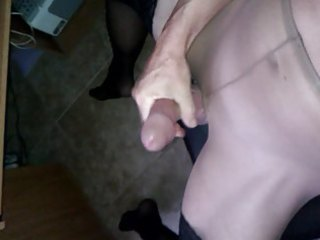 wifes pantyhose and stockings