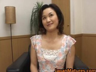 sexy mature oriental woman is awesome for part6