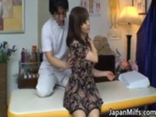 greatly excited japanese milfs sucking
