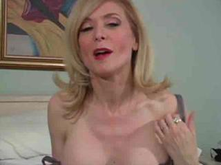aged nina hartley in hose as not ever seen part 7