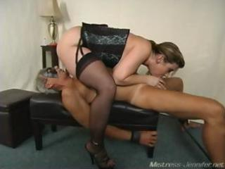 a naughty mother i female-dom alix abuses a