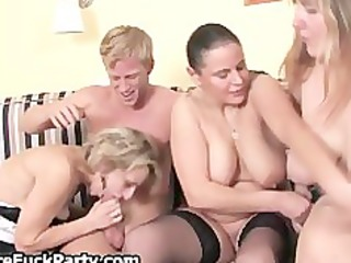 experienced housewives massaging part7