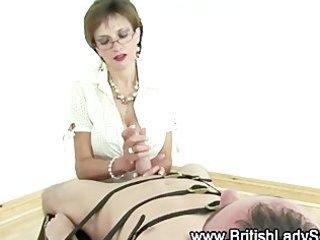 wicked femdom older british honey