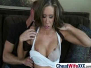 cheat wife like to fuck a hard ramrod clip-90