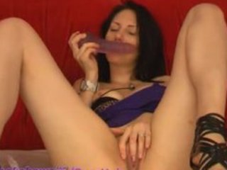 milf gags and bonks sex tool