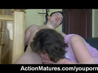mature girls like it is sexy