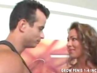charming latin babe fuck for penny