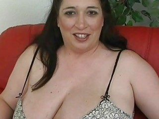 pale dark haired momma with biggest boobs