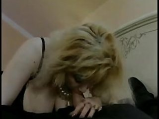 Vintage - mature blonde big tits