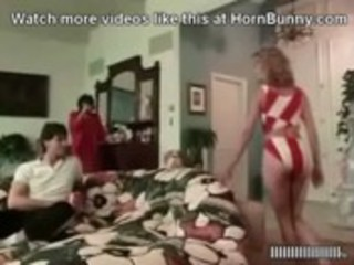 Hot mom has taboo sex with her son - hornbunny.com