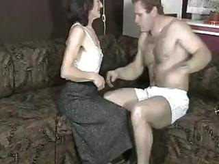 homemade sex movie scene from a mature bitch with