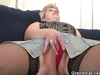 double fucking after cum-hole fingering