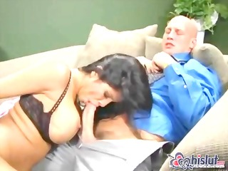 splendid latin gal alexis amore fucks this chap
