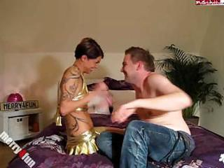 golden playgirl - home made, sexy mom, wife