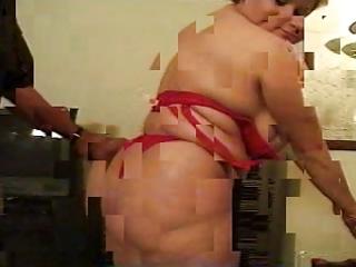 corpulent older piano teacher big beautiful woman