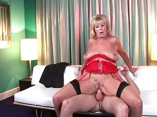 hawt and slutty mother i wench teasing with her