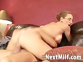hawt milf drilled hard and wild