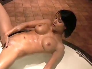 canadian pornstar erika soaked and playing with