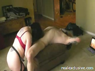 ass drilling and anal fucking with my wife susan