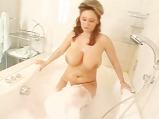 Busty milf fucks the room service guy