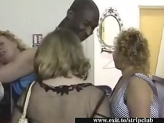drunk housewives engulfing chaps in public