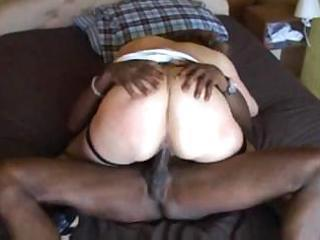 cheating wife gets a worthy treat from her