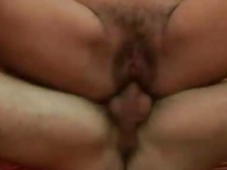 hairy bush mature russian milf and guy