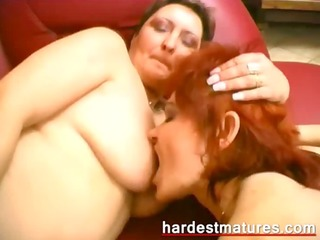 smutty old lesbian bitches