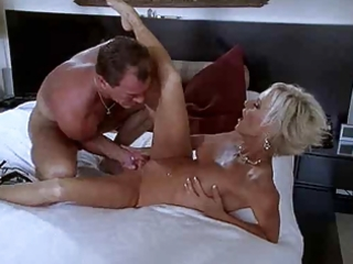 blond milf does anything for his wang