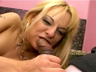 golden-haired mother id like to fuck in stockings
