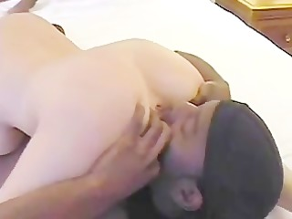 small babe gives a lap dance