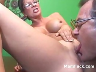 old kink teacher copulates marvelous cougar and
