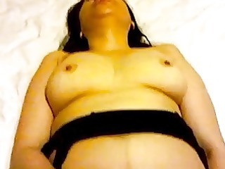 indian aunty drilled to a loud orgasm