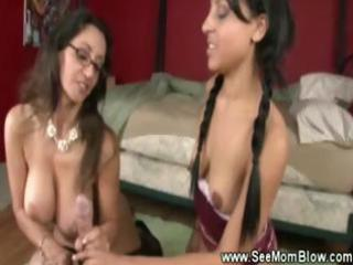huge titted mother i gets down and bawdy on