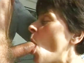 hot mamma 102 brunette hair mature and a old chap