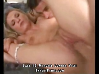 Cuckold play and strapon sex with Harmony Rose