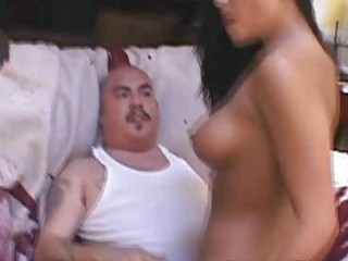 cuckold wife bonks some other chap to shame her