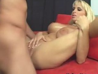 holly halston and her giant hooters are hunted by