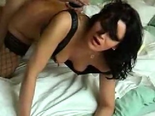 latina wife fuck and facial