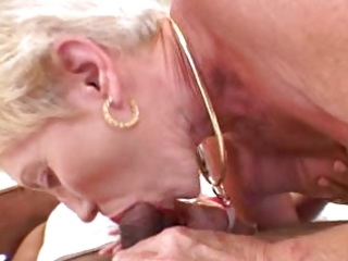 granny can younger darksome cock