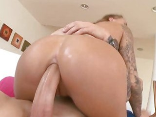pornstar mother i in a deep anal penetration