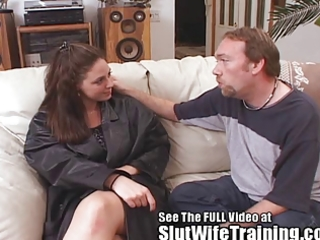 rebecca receives bawdy ds doxy wife cum tasting