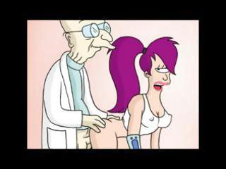 Sexy cartoon characters, mothers, housewives and