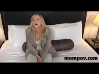 sweetheart golden-haired mother i had my knob