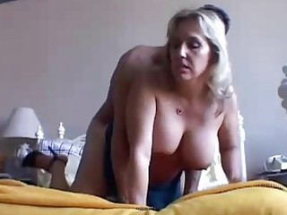 marvelous breasty aged babe boned and blasted