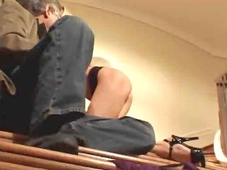 jessica drakes strap-on staircase