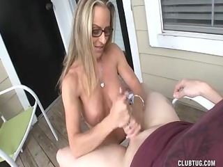 slutty mother id like to fuck lube handjob