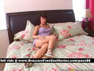 older redhead slut watching a porn episode